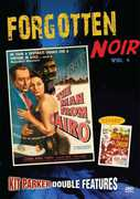 Forgotten Noir: Volume 4: The Man From Cairo /  Mask of the Dragon , George Raft