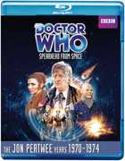 Doctor Who: Spearhead from Space , Hugh Burden