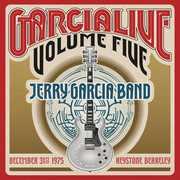 Garcialive Vol. 5 - December 31st 1975 Keystone Berkeley