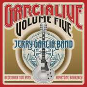 Garcialive Vol. 5 - December 31st 1975 Keystone Berkeley