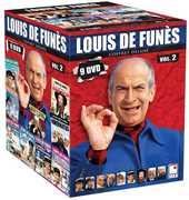 Louis de Funes Coffret Deluxe.: Volume 2 [Import]