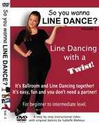 So You Wanna Line Dance?