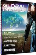 Global Invasion: 4 Movie Collection , Luke Edwards
