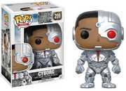 FUNKO POP! MOVIES: DC - Justice League - Cyborg