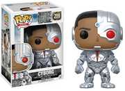 FUNKO POP! MOVIES: DC - Justice League - Cyborg