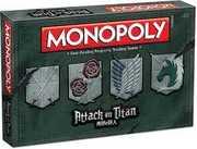 Monopoly: Attack On Titan