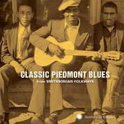 Classic Piedmont Blues From Smithsonian Folkways /  Various Artist , Various Artists