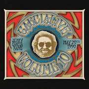 GarciaLive Volume Ten: May 20th, 1990 Hilo Civic Auditorium