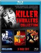 Killer Thrillers Collection , Carroll Baker