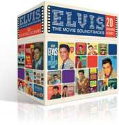 Elvis Presley The Movie Soundtracks: 20 Original Albums [Import]