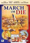 March or Die , Gene Hackman