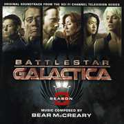 Battlestar Galactica: Season Three (Original Soundtrack)