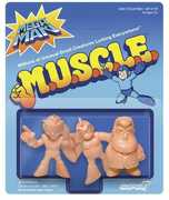 Super7 - M.U.S.C.L.E. - Mega Man - MUSCLE 3-Pack - Pack D