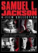 Samuel L. Jackson 4-Film Collection , Samuel L. Jackson