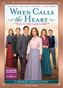 When Calls the Heart: The Television Movie Collection Year Four , Erin Krakow