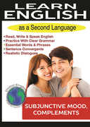 Learn Global English: Subjunctive Mood, Complements