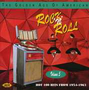 Golden Age of American Rock N Roll 5 Hot 100 Hits From 1954-1963 /  Various [Import]