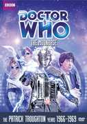 Doctor Who: The Moonbase , Patrick Troughton