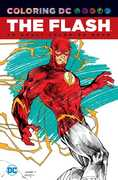 Coloring DC: The Flash: An Adult Coloring Book (DC)