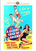 A Slight Case of Larceny , Mickey Rooney
