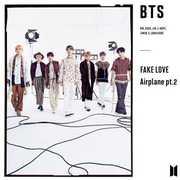 Fake Love /  Airplane Pt. 2 , BTS