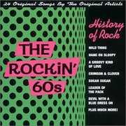 History of Rock: Rockin 60's /  Various
