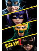 Kick-Ass 2 , Aaron Taylor-Johnson