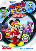 Mickey and The Roadster Racers: Start Your Engines , Jimmie Johnson