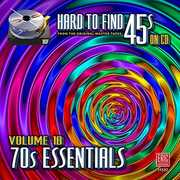 Hard To Find 45s On Cd 18 - 70s Essentials /  Var , Various Artists