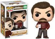 FUNKO POP! TELEVISION: Parks & Recreation - Ron Swanson