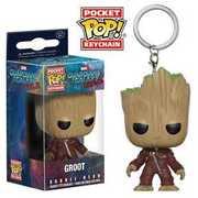 FUNKO POCKET POP! KEYCHAIN: Guardians Of The Galaxy Vol.2 - Groot