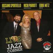 Live At The Jazz Corner In Hilton Head, South Carolina