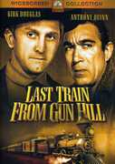 Last Train From Gun Hill , Brad Dexter