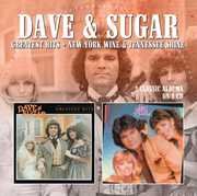 Greatest Hits /  New York Wine & Tennessee Shine [Import] , Dave & Sugar