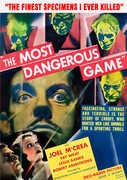 The Most Dangerous Game , Joel McCrea