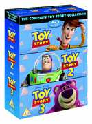 Toy Story 1-3 Box Set [Import]