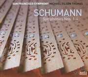 Schumann: Symphonies Nos 1-4
