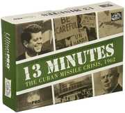 13 Minutes: The Cuban MissileCrisis, 1962 - CardGame
