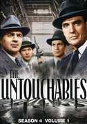 The Untouchables: Season 4 Volume 1 , Anne Jackson