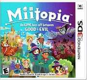 Miitopia for Nintendo 3DS