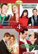 Hallmark Channel Holiday Collection: 4 Movie Pack #4