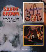 Boogie Brothers /  Wire Fire [Import]