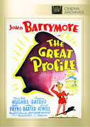 The Great Profile , John Barrymore