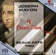 9 Piano Trios , Beaux Arts Trio