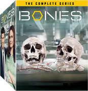 Bones: The Complete Series , David Boreanaz