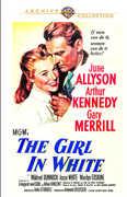The Girl in White , June Allyson