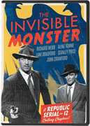 The Invisible Monster , Aline Towne