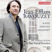 Plays Works By Ravel Debussy & Massenet , Jean-Efflam Bavouzet