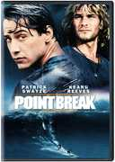 Point Break , Patrick Swayze