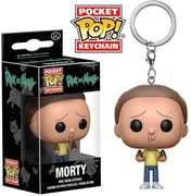FUNKO POP! KEYCHAIN: Rick and Morty - Morty